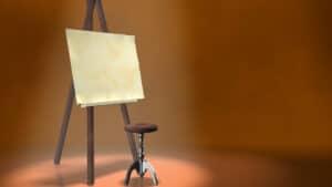 Comment choisir un chevalet de peinture ?