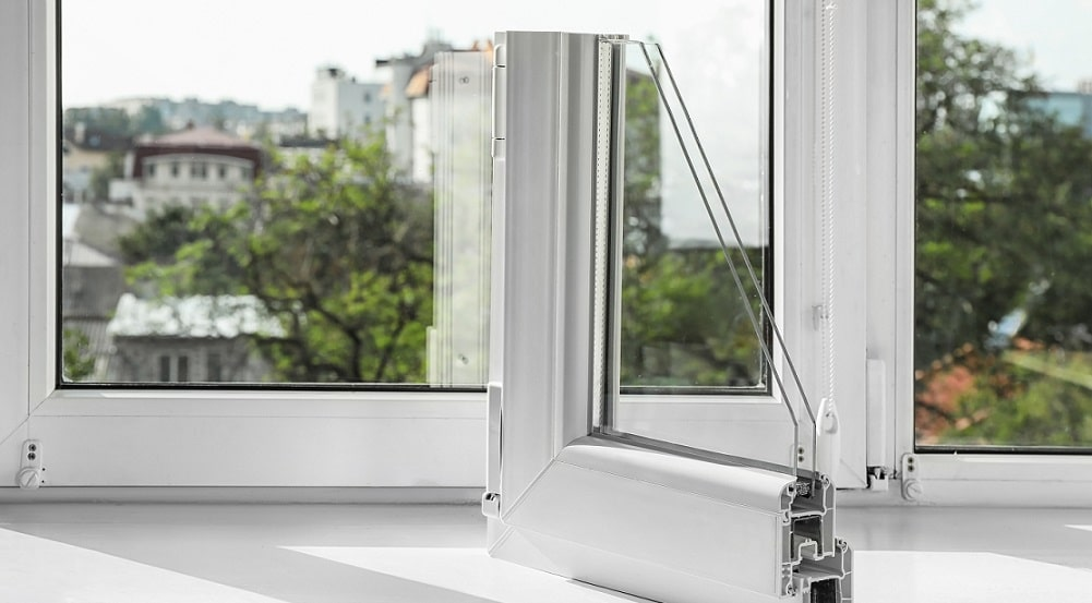 fenêtres à double vitrage