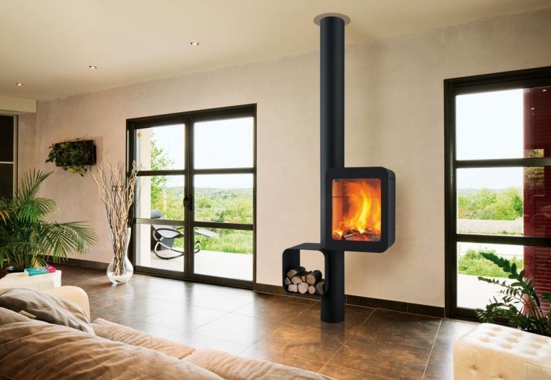 Poêle à bois ou cheminée : quel chauffage choisir ?