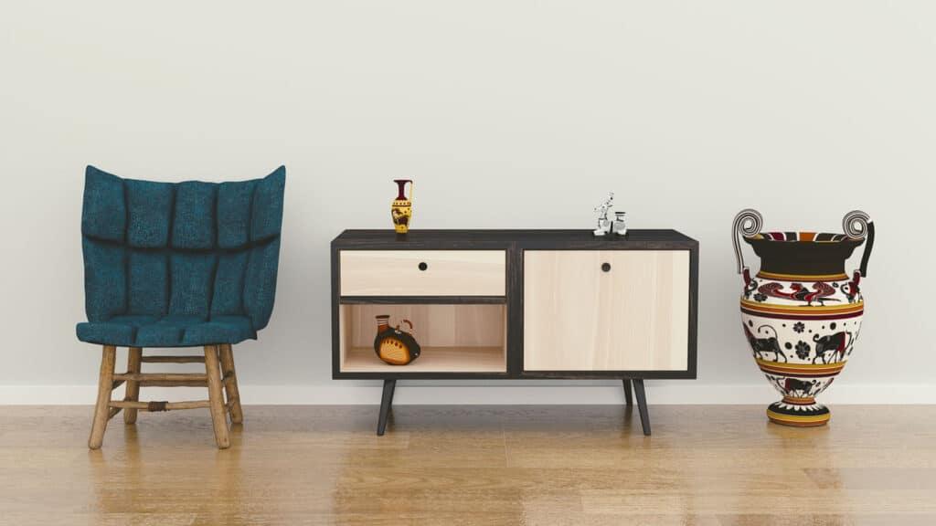 Pourquoi utiliser des meubles industriels ?